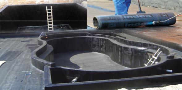 شركة عزل خزانات بحائل تستخدم أفضل مواد العزل